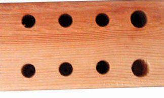 Ξύλινη βάση για ψαλίδια-0