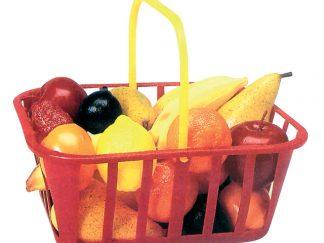 Φρούτα σε πανέρι-0
