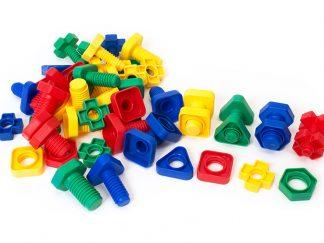 Βίδες πλαστικές-0