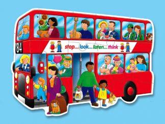 Χάρτινο puzzle – «Λεωφορείο»-0