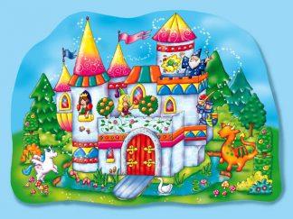 Χάρτινο puzzle – «Το μαγικό κάστρο»-0