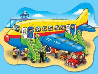 Χάρτινο puzzle – «Μεγάλο αεροπλάνο»-0