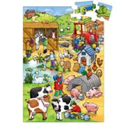 Χάρτινο puzzle – «Η μεγάλη φάρμα»-0
