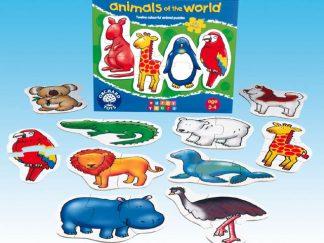 Ζώα απ' όλον τον κόσμο-0