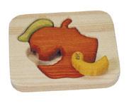 Ξύλινο puzzle – Mήλο-0