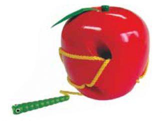 Μήλο με σκουλίκι-0