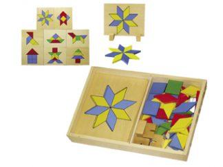 Ξύλινα γεωμετρικά σχήματα-0